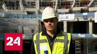 Крупнейшая в мире: в Петербурге строят \