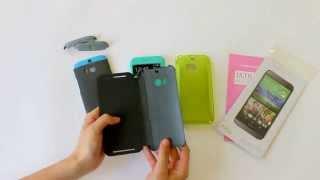 Fundas HTC One M8 y demás accesorios en octilus.com