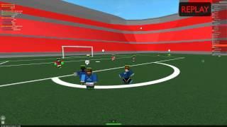 BPL I ROBLOX I Old Trafford I Manchester United vs Everton I GW1