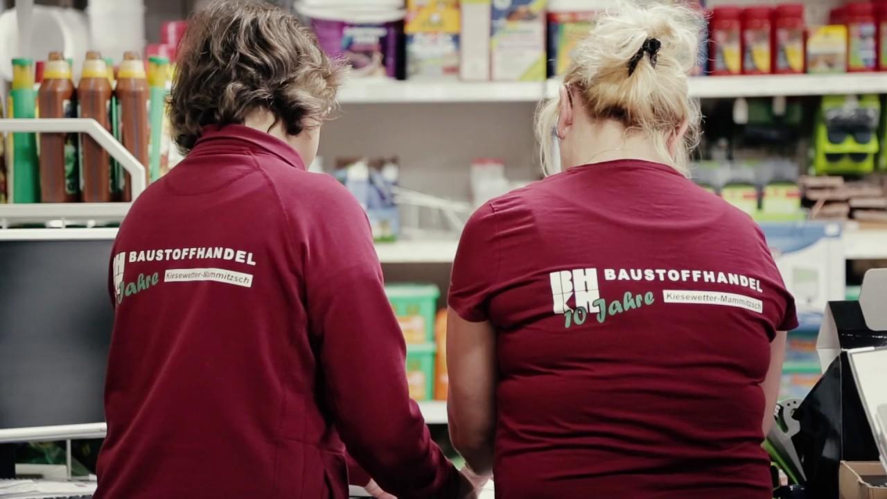 Baustoffhandel Frankfurt baustoffhandel kiesewetter mammitzsch unternehmensfilm