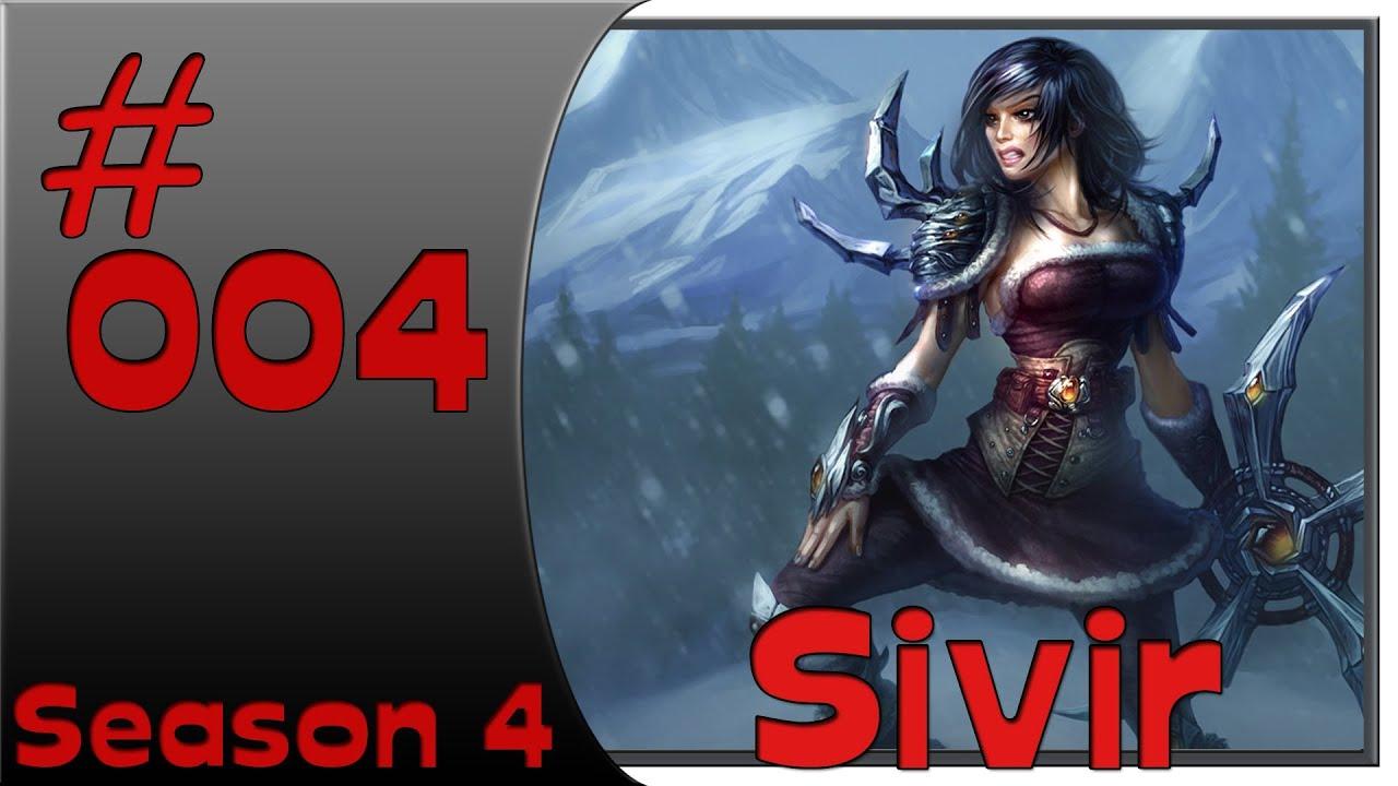 how to play sivir season 7