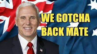 USA SAVES AUSTRALIA'S ECONOMY!!  PNG NAVAL BASE WILL PROTECT OUR MARITIME TRADE ROUTES