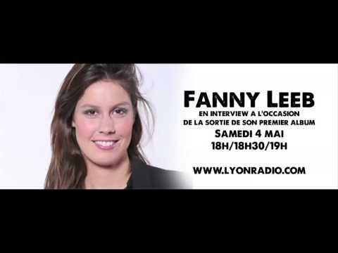 Interview Lyon Radio : Fanny Leeb