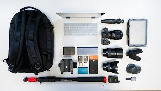 The BEST TECH TRAVEL BAG of 2018!