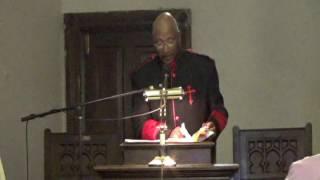 Pastor Virgil Taylor,