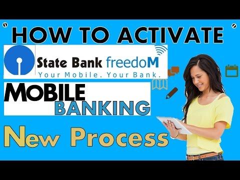 Sbi freedom mobile banking