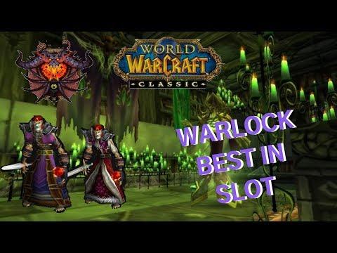 Phase 1 Warlock BIS CLASSIC WoW!