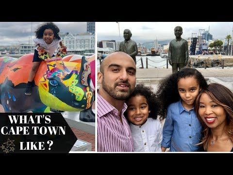 WHAT'S CAPE TOWN LIKE? | Cape Town | Travel Vlog | THINGS TO DO IN CAPE TOWN