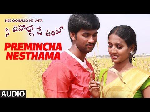 Premincha Nesthama Full Song | Nee Oohallo Ne Unta | Monoj Nandan, Bharthi | Telugu Songs 2017