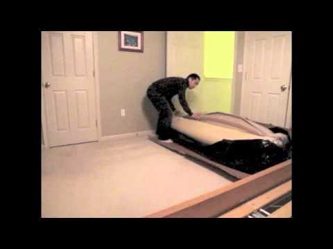Unpackaging & Review of Amerisleep mattress