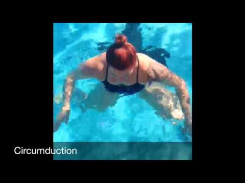 Movement analysis- water polo egg beater
