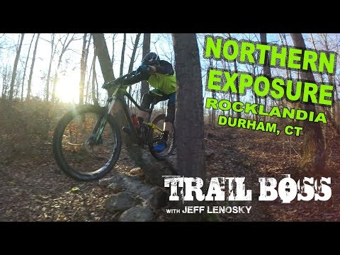Trail Boss: Northern Exposure | Mountain Biking Durham, CT