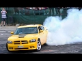 DODGE CHARGER Sound,Drifting and burnouts/ SRT HEMI V8 (4K UltraHD)