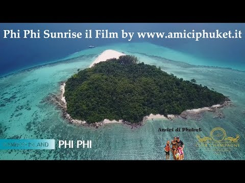 Phi Phi Islands il Film by www amicidiphuket it