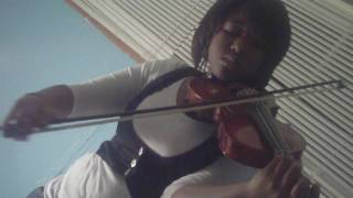 21 GUNS BY GREEN DAY--on the violin