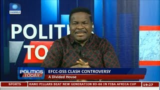 EFCC-DSS Clash A National Embarrassment - Mike Ozekhome