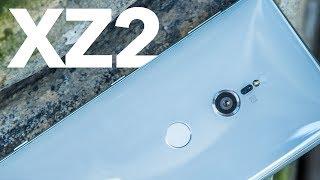 Sony Xperia XZ2 im Test: das Hands-on | deutsch