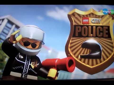 Мультсериал лего сити полиция серии большой всплеск часть 1