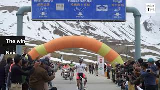 Pakistan hosts 'world's toughest cycle race'