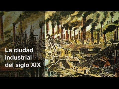 La ciudad industrial del siglo xix youtube for Viviendas en ciudad real