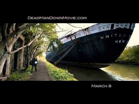 Deadman Down Trailer (2013) HD [CinemaSauce.com]