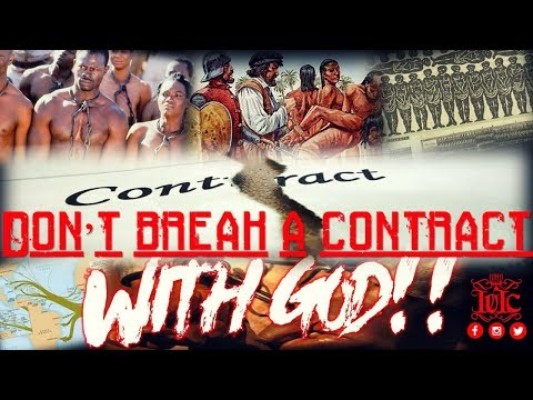 IUIC: Don't Break A Contract With God!!