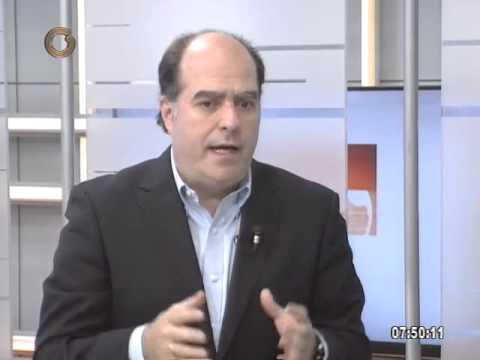 """Borges exhorta a Maduro """"decir la verdad"""" sobre caso Cabello"""