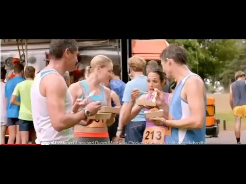 Quorn Mo Farah Healthy Protein Advert 2015