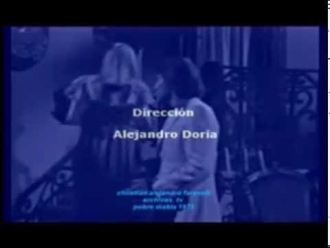 LAS GRANDES TELENOVELAS ARG  POBRE DIABLA 1973  CANAL 13    YouTube