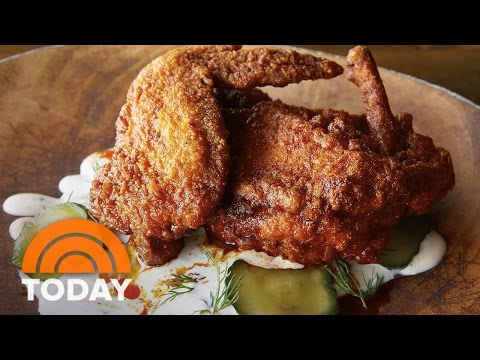 Hot Dish: The Story Behind Nashville's Trendy Hot Fried Chicken | TODAY
