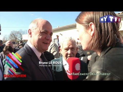 Les filles de Bruno Le Roux cumulent les contrats à l'Assemblée ! - Quotidien du 20 Mars