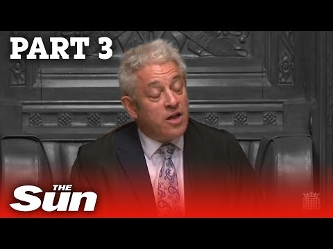 MPs behaving badly