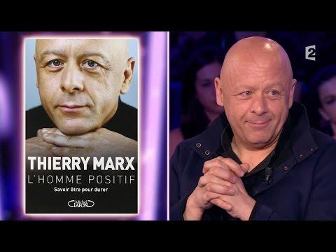 Thierry Marx - On n'est pas couché 16 mai 2015 #ONPC