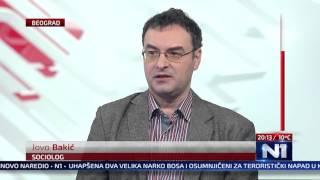 Crvena linija: O političarima, rečniku bosanskog jezika...