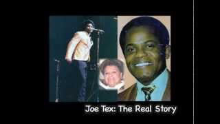 Joe Tex The Real Story (James Brown)