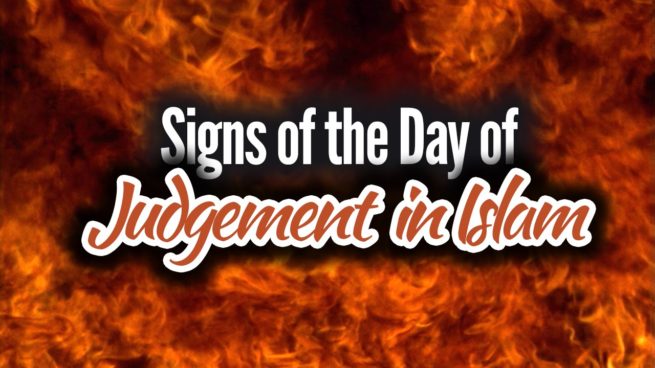 Image result for signs of day of judgement