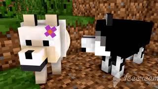 WOLF LIFE MOVIE | Cubic Minecraft Animations | All Episodes + BONUS
