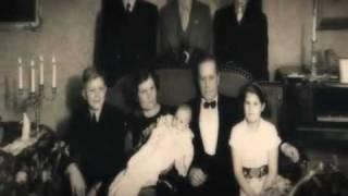 Hans Wahlgrens och Christina Schollins barndomar