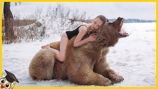 10 niebezpiecznych przyjaźn między ludźmi a dzikimi zwierzętami