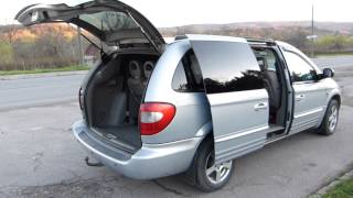 Chrysler Grand Voyager, 2002 4WD