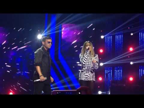 AGNEZ MO ft JUDIKA - Rindu (fantastic four) 02032016