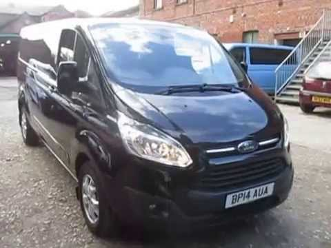 2014 14 plate ford transit custom limited edition. Black Bedroom Furniture Sets. Home Design Ideas