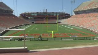 Clemson Football Plans To Host Fans At Full Capacity This Fall