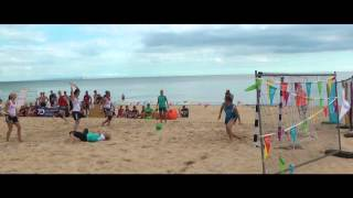 British Beach Handball 2014 - Trailer