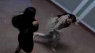 So Close Fight Scene