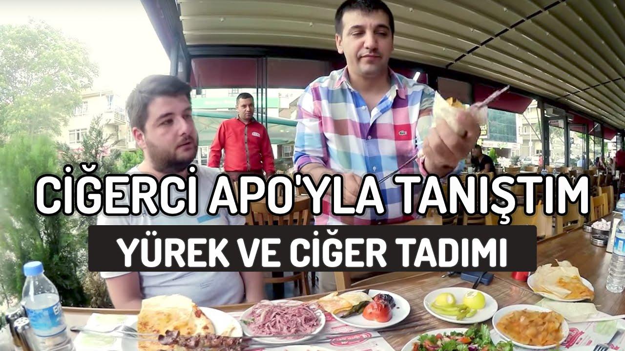 Adana Kozan Usulü Ciğer Kebabı
