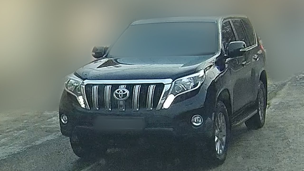 Brand new 2018 toyota land cruiser prado new model production 2018 auto latter