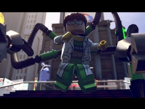 marvel lego dr octopus level