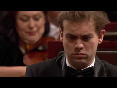 Evgeni Bozhanov – Concerto in E minor, Op. 11 (final stage, 2010)