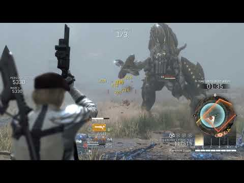 Metal Gear Survive - Daily Hard Salvage Mission - Solo - Forsaken Ruins - 01.05.20. |
